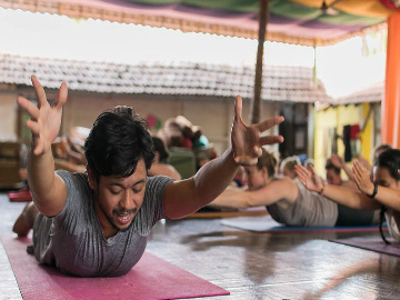 best yoga in goa india