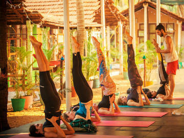 top 200 hour yoga goa india